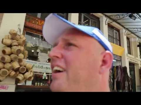 VLOG - Walking around in Athens, Greece - July 2016