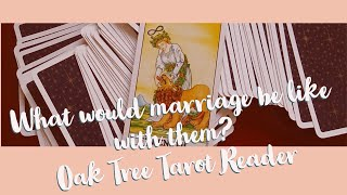 Pick a card - What would marriage be like with them?