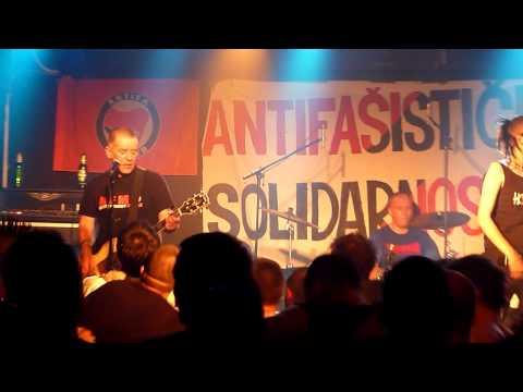The Oppressed - Skinhead times - Močvara - Zagreb 10.05.2014