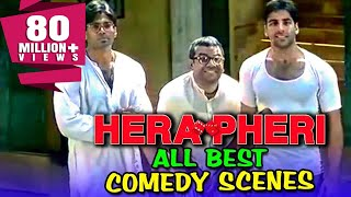 Hera Pheri All Best Comedy Scenes  Best Bollywood Comedy Scenes