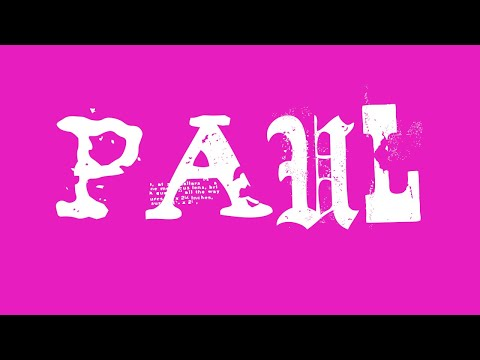 THE PUTREDS - PAUL (VIDEOCLIP OFICIAL)