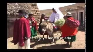 Matrimonio Aymara - Justicia Comunitaria Pt.2/4