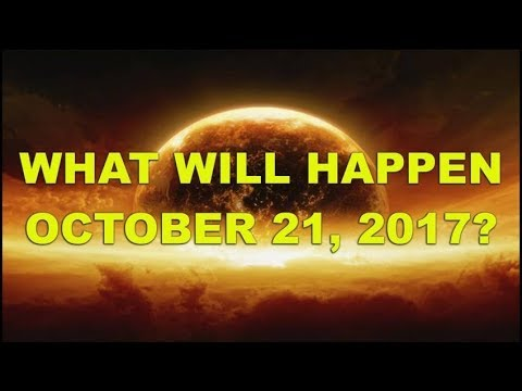 What will Happen October 21? October 31 or November 4?