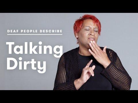Deaf People Talk Dirty | Deaf People Tell | Cut