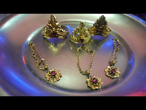 how to Clean God (Bhagwan)'s Gold Jewellery | Gold Ornaments cleaning |