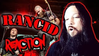 Metalhead Reacts to Punk VII: Rancid - New Orleans