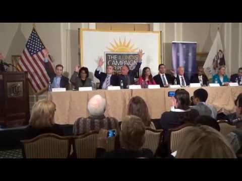 2018 Illinois Attorney General Candidates Forum
