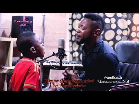 Download Oceans | Cover | by Enni Francis ft Kanaan Francis|