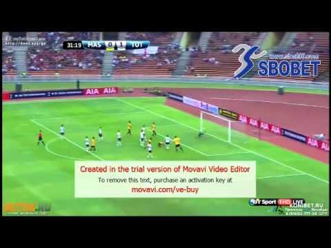 ไฮไลท์ฟุตบอล Malaysia All Stars 1-2 Tottenham by Sbothai - YouTube