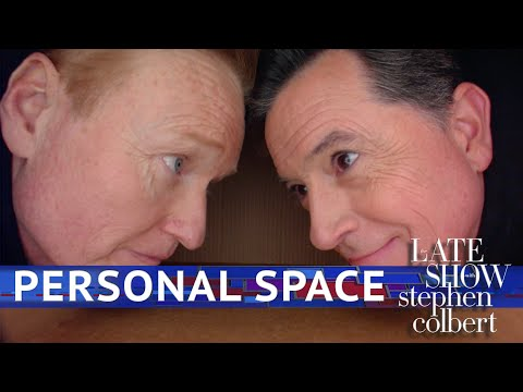 Personal Space With Conan O'Brien