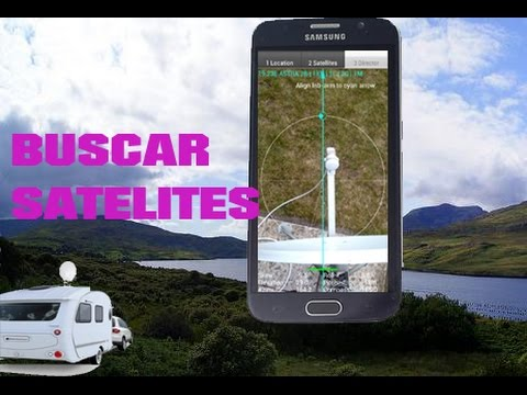 localizador via satelite para celular