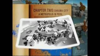 de Blob Nintendo Wii Trailer - Enemies of Blob