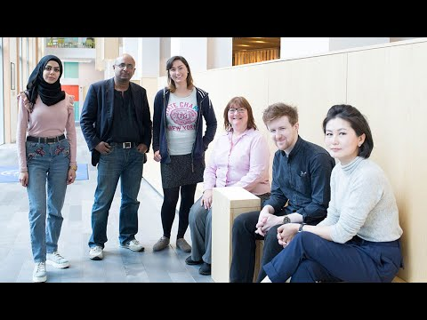 GCU: first choice for international postgraduate study