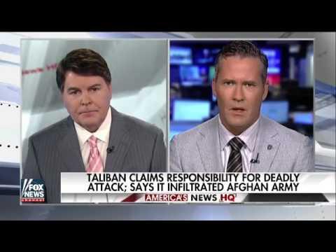 Michael Waltz talks 'green on blue' attack on US soldiers