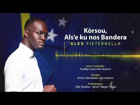 Kòrsou, Als'e Ku Nos Bandera