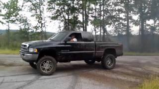 Dodge Diesel Twin Turbo Cummins