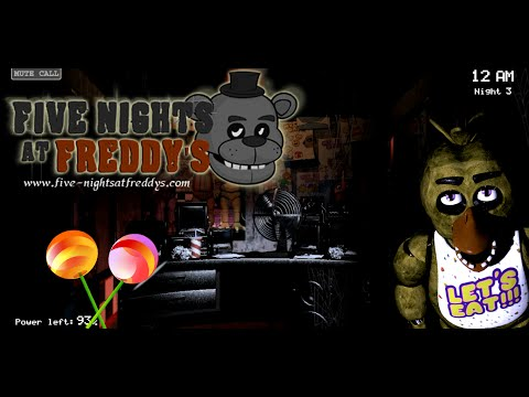 Five Night at Freddy's - Chica Pengen Permen! (3)