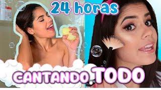 24 HORAS IMPROVISANDO CANCIONES | OMG UNA LOCURA TOTAL!!!