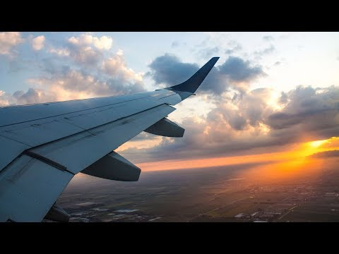 FULL FLIGHT | Amsterdam - Stuttgart | KLM Cityhopper | Embraer 190