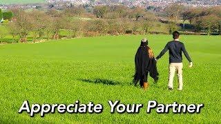 Appreciate Your Partner | OZZY RAJA