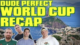 Dude Perfect WORLD CUP Highlights!