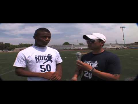 NUC 2013: Los Angeles Donovan Williams Interview
