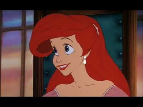 6efb66b155f Ariel and Beast Disney Crossover - YouTube