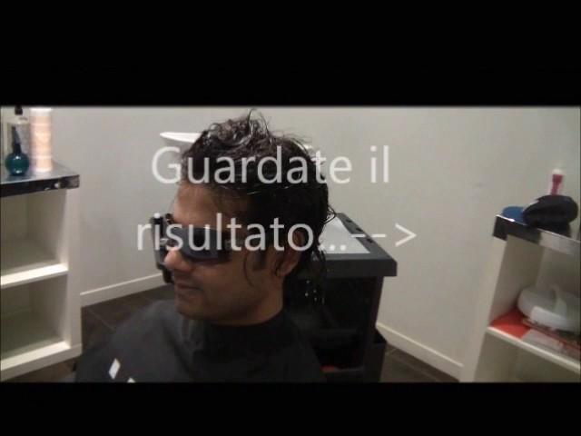 Protesi capelli uomo - HRS