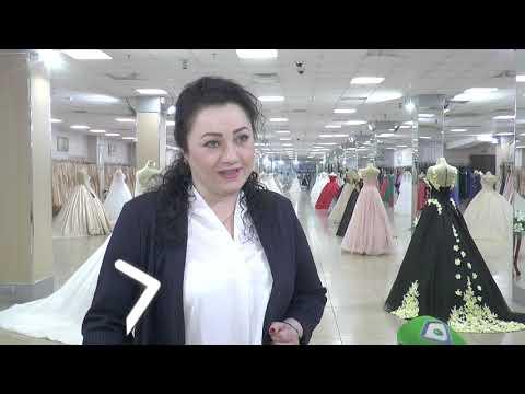 ObjectivTv: Нові колекції вечірніх суконь для випускниць у харківському салоні