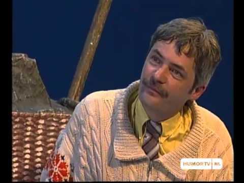 Herman Finkers - Een neger in het dorp