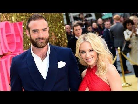 Joshua Sasse Partner Photos  kylie Minogue