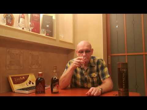 АлкОбзор 11. Коньяк армянский АРЦРУНИ 8 лет
