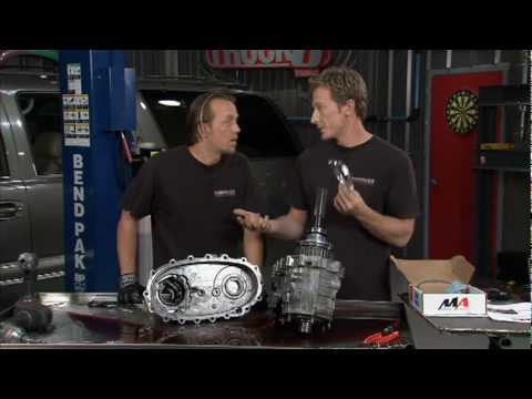 Ford Exhaust Diagram Chevy And Gmc Transfer Case Problem Youtube