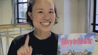 A Japanese introduction to Gerry in the Attic
