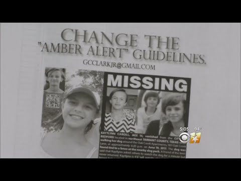 Officer Petitions To Change Amber Alert Guidelines