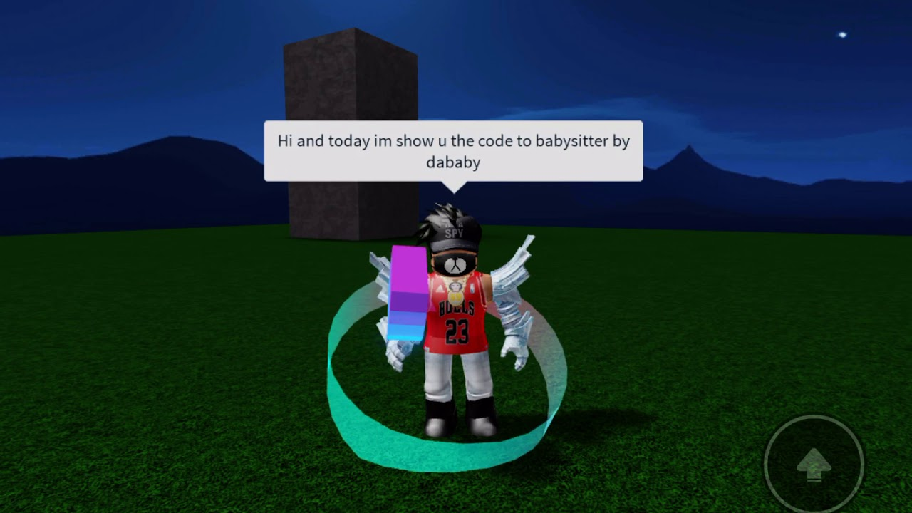 Babysitter Dababy Roblox Id Youtube