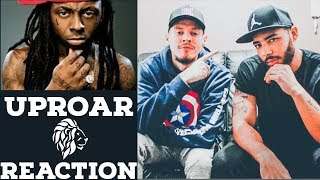 Lil wayne - Uproar REACTION