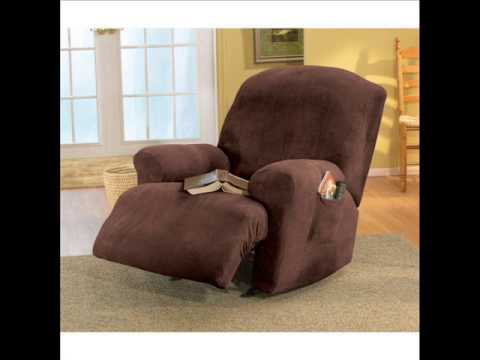 Stretch Pique Recliner Slipcover Pillow Shell Imported Sofa Cover