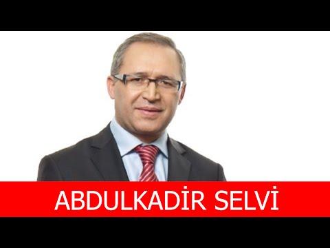 Abdulkadir Selvi Kimdir?