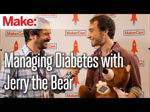 Managing Diabetes with Jerry the Bear