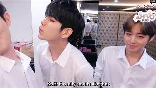 OngHwan Funny Moments (Wanna One Ong Seongwu and Kim Jaehwan)