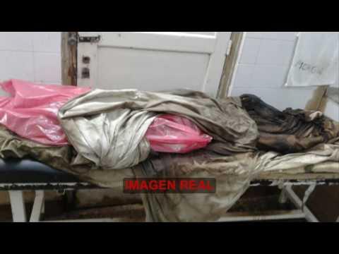 LA REALIDAD DE LA MORGUE DEL HOSPITAL 4 DE JUNIO-CHACO SP-