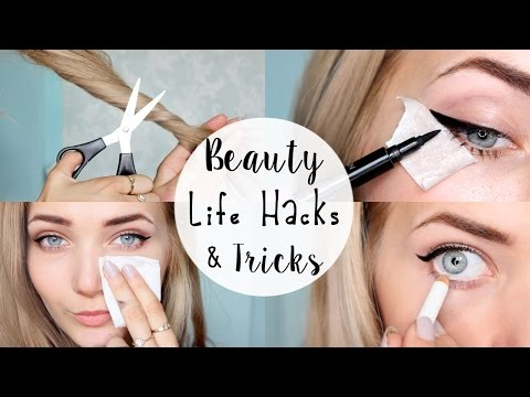 20 Beauty Hacks Everyone Should Know