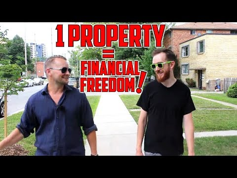 Financial Freedom with 1 Property? Jeff Wybo discusses House Hacking his Rental Property