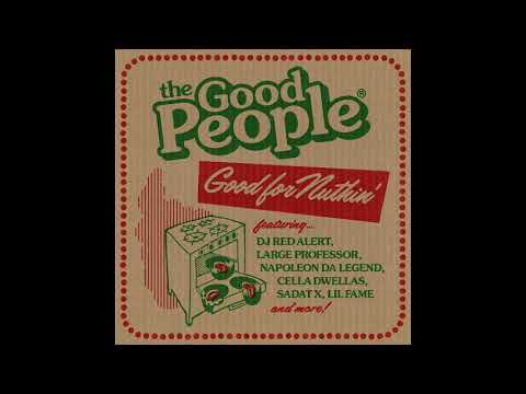 The Good People - Good For Nuthin [Full Album]