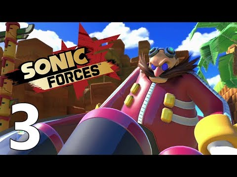 sonic forces fr 3