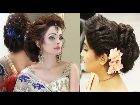 Awesome Choti Jura Hair Style Video/juda hairstyle for short hair/Hair Style