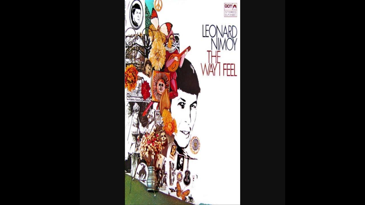 The Short, Strange Music Career Of Leonard Nimoy - Stereogum