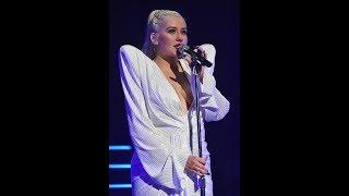 Liberation tour - Christina Aguilera - Twice (Ending Cover) Video