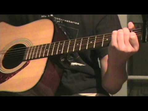 Panic! at the Disco: Northern Downpour (Guitar Cover)
